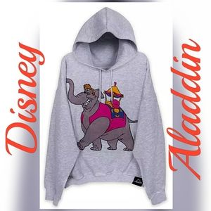 Abu as Elephant Pullover Hoodie Adults Aladdin